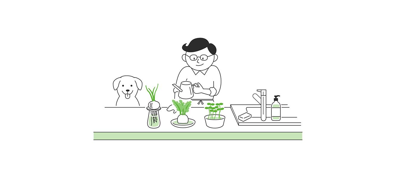 お手入れ簡単!プチ植物栽培のすすめ